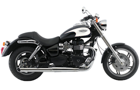 2006 Triumph Speedmaster in Jet Black