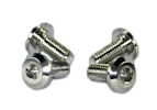 Stainless Steel / Titanium Rear Disc Bolts